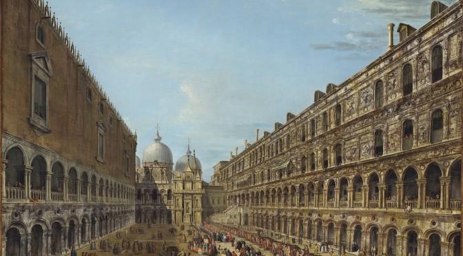 Antonio_Joli_Auszug_des_Nuntius_Stoppani_aus_dem_Dogenpalast_1741 - Version 2