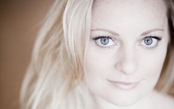 Lucy Crowe Photo: Marco Borggreve